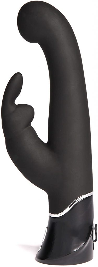 Sexspielzeuge des Jahres 2020 Fifty-Shades-of-Grey-Greedy-Girl-Rabbit-Vibrator