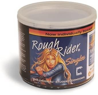 ROUGH-RIDER-genoppte-Kondome
