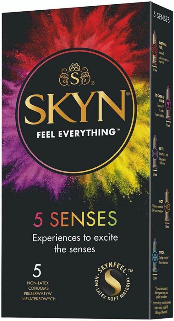 SKYN-5-Senses-Kondome