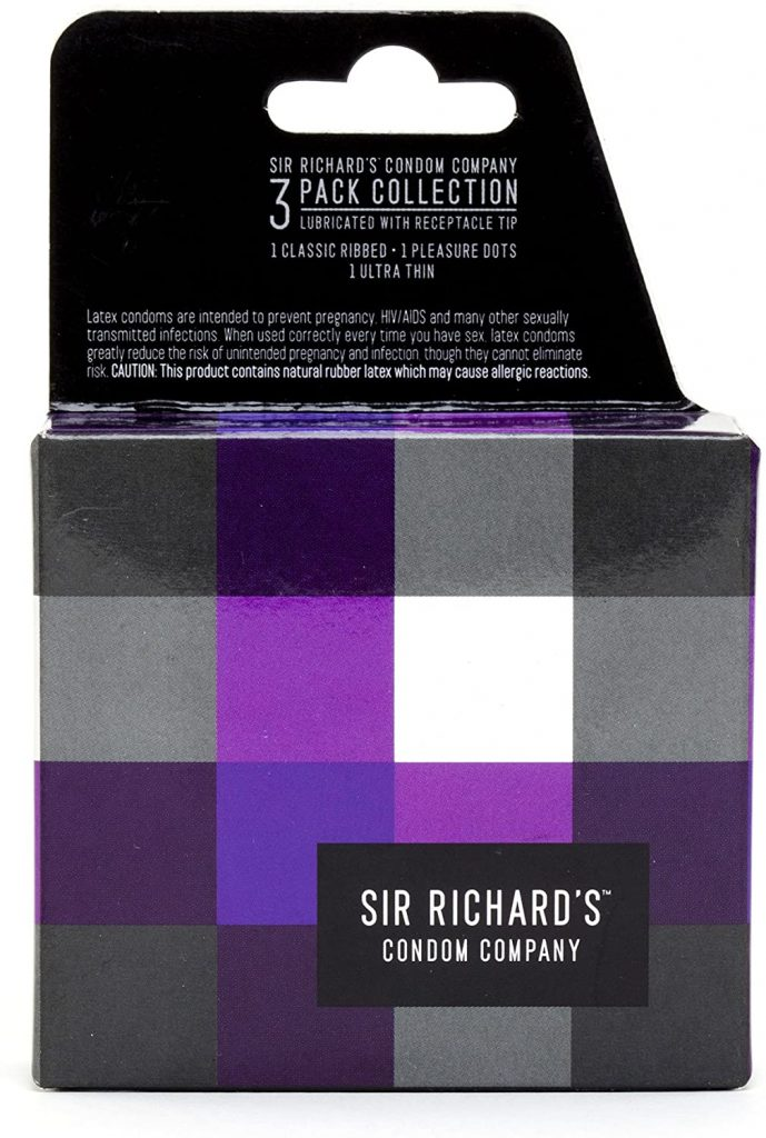 Vegane Kondome Sir-Richards